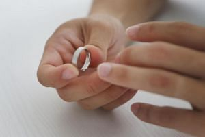 A total of 27,007 marriages were registered last year, 4.3 per cent down from the 28,212 registered in 2017.