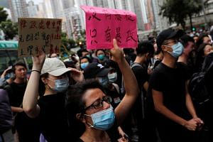 The Hong Kong protests were triggered by a government proposal which would have allowed extraditions to mainland China, but have since evolved into a call for wider democratic reforms and a halt to sliding freedoms.