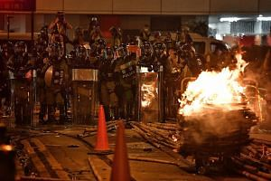 Protests have erupted over the past few weeks in Hong Kong as tens of thousands clashed with the police to oppose a proposed extradition Bill that would send criminal suspects to face trial in mainland China. The legal cover for using force to quell