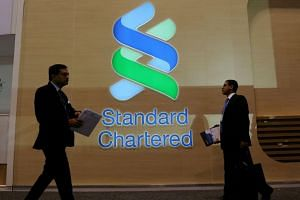Pretax profit for StanChart, which focuses on Asia, Africa and the Middle East, increased to US$2.41 billion (S$3.32 billion) in the January-June period from US$2.35 billion in the same period last year.