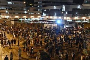 A small group of radical protesters have in the past two months turned the peaceful protests in Hong Kong into illegal violent demonstrations, throwing bricks and metal rods at the police during clashes.