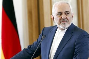 The US imposed sanctions on Iranian Foreign Minister Mohammad Javad Zarif on July 31, 2019.