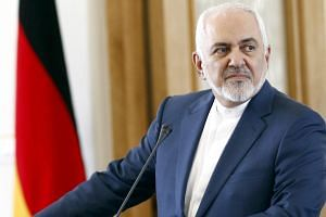 The United States imposed sanctions against Iran's Foreign Minister Mohammad Javad Zarif, targeting any assets he has in America and squeezing his ability to function as a globe-trotting diplomat.