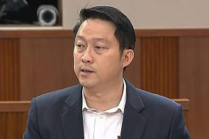 SENIOR MINISTER OF STATE FOR TRANSPORT LAM PIN MIN.