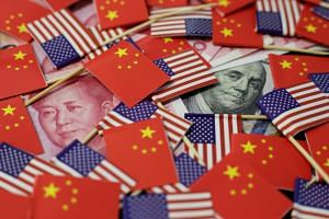 The US-China dispute has spread beyond tit-for-tat import tariffs to other areas such as technology, and analysts caution that retaliation could widen in scope and severity.