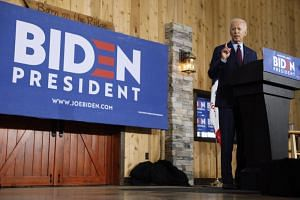 Former US vice president Joe Biden said that if he wins the 2020 presidential election, he would seek to reimpose a 1994 ban on assault weapons and high-capacity magazines.