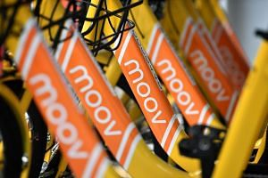 Moov currently operates 1,000 bikes in the western part of Singapore, in places such as Boon Lay and Pioneer.