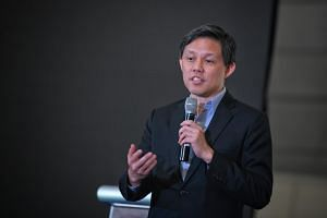 Trade and Industry Minister Chan Chun Sing's comments on Aug 13, 2019, came after the official growth forecast for the year was revised down from 1.5 to 2.5 per cent to between 0 per cent and 1 per cent.