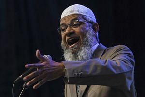Islamic preacher Zakir Naik has stirred controversy in Malaysia with his open evangelism criticising non-Muslims.