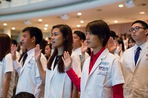 Prime Minister Lee Hsien Loong said that medicine has the highest course fees among all the university courses.