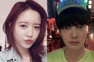 Ku Hye-sun and Ahn Jae-hyun