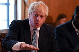 British Prime Minister Boris Johnson - whose government commands a one-seat majority - insists that Britain must leave the EU on Oct 31, with or without a divorce deal with Brussels.
