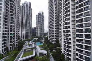 Residents in D'Leedon condominium, which is located off Farrer Road, can now install retractable awnings, following a ruling in June by the Strata Titles Board, which had agreed with the condominium's management corporation on its insistence on retra