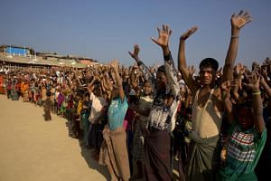 Rohingya Muslims have long been denied citizenship and freedom of movement in Myanmar, and starting in 2017, more than 740,000 were expelled by the military in a campaign that UN investigators have said was genocidal.
