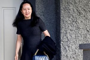 Huawei Technologies Co's chief financial officer Meng Wanzhou was detained last December on a US extradition request.