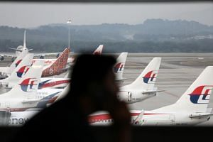 Airport operator Malaysia Airports Holdings Bhd advised passengers to reach the airport at least four hours before their flight departure time.
