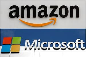 The author of the report believes that Amazon and Microsoft are currently developing highly controversial weapons.