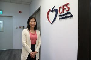 Ms Rosalind Tay, 62, who retired earlier this year, is now an assistant compliance officer at professional services firm TMF Singapore. She says the Centre for Seniors LifeWork course helped her identify her skills and how to use them to find a new j