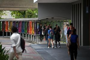 Once the higher bursary kicks in, polytechnic students who come from the lowest 20 per cent of household income groups will pay no more than $150 of the $2,900 annual fees.