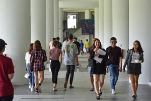 Most students from lower-income households in universities and polytechnics will see a big portion of their tuition fees slashed, with bursary amounts set to go up next year.