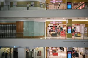 Retailers and sales staff that The Straits Times spoke to on Aug 26 speculated that low traffic at the mall may have been behind Metro's decision to leave.