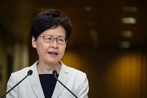 Hong Kong leader Carrie Lam rejected calls that she is not listening to the people, saying that she had moved to suspend the contentious extradition Bill soon after protests escalated in June.
