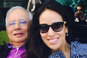 Former Malaysian prime minister Najib Razak's daughter Nooryana Najwa is being sued by the Inland Revenue Board for RM10.3 million (S$3.3 million) in unpaid income taxes from 2011 to 2017.