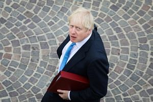 British Prime Minister Boris Johnson has said he will bring Britain out of the EU on Oct 31, 2019, no matter what.