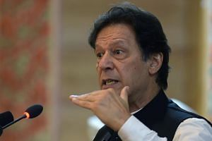 Pakistani Prime Minister Imran Khan's renewed calls for protests came as the Pakistani military announced earlier on Aug 28, 2019, the testing of a surface-to-surface ballistic missile.