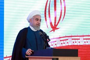 """President Hassan Rouhani said Iran had two priorities: for all parties to the JCPOA to fully implement their obligations and """"securing the safety of all free maritime transportation in all waterways including the Persian Gulf and Strait of Hormuz""""."""