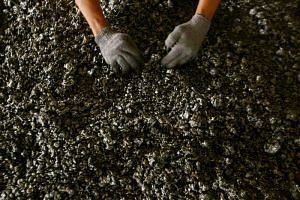 President Joko Widodo's administration is pushing for mining companies to climb up the value chain and ship value-added intermediate products overseas, as opposed to just the raw mineral that attracts less export revenue.