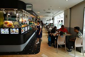 As of June 30, BreadTalk operates 14 foodcourts in Singapore and two in Malaysia under the Food Republic and Food Opera brands. A Food Junction foodcourt at Bugis Junction. Analysts say BreadTalk Group's plan to buy Food Junction Management marks a f