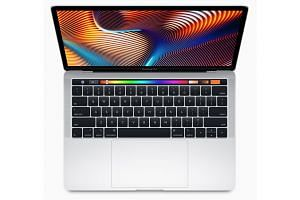 In terms of looks, the new MacBook Pro (13-inch, 2019) has not changed at all from its predecessors apart from the Touch Bar.