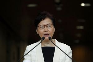 """Although Hong Kong leader Carrie Lam had called the Bill """"dead"""" when it was suspended on June 15, 2019, unsatisfied protesters have continued to press for its full withdrawal."""