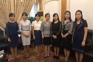 The case has long been controversial, with Pyongyang saying the 12 women were kidnapped from a North Korean state-run restaurant in China while Seoul insists they defected of their own free will.