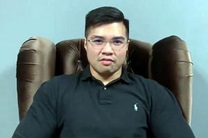 Former Santubong PKR Youth chief Haziq Abdullah Abdul Aziz has claimed to be one of the men in the video.