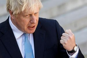 Under current arrangements, Britain is scheduled to leave the EU automatically by Oct 31, regardless whether any deal on future relations is concluded, with Prime Minister Boris Johnson planning to wait out the deadline without doing anything in part