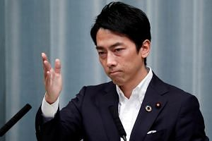 Japan's nuclear regulator is overseen by newly installed environment minister Shinjiro Koizumi's ministry.