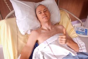 Chris Froome broke his neck, femur, elbow, hip and ribs when he crashed before stage four of the Criterium du Dauphine in France in June.