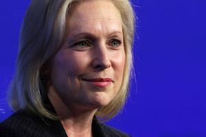 Democratic Senator Kirsten Gillibrand of New York is one of 16 US senators who have co-sponsored a Bill backing human rights and democracy in Hong Kong.