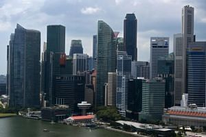 Flexible workspaces now account for 5 per cent of Central Business District (CBD) Premium and Grade A offices, said the report.