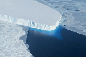 A study published in May in the journal Geophysical Research Letters, found up to a quarter of the West Antarctic ice sheet is thinning far inland.