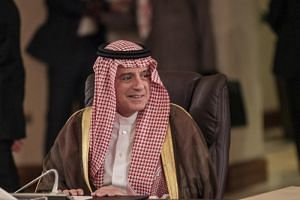 Saudi Minister of State for Foreign Affairs Adel al-Jubeir told reporters earlier that Riyadh was awaiting the results of a probe into the Sept 14 strikes which initially halved Saudi oil production.