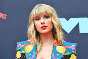 "Taylor Swift was announced as the headline act for the ""race that stops a nation"" earlier in September, and was due to sing two songs from her latest hit album Lover."