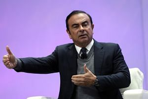 Carlos Ghosn will pay US$1 million in fines to settle the matter and will be barred from serving as a corporate executive for 10 years, said the Securities and Exchange Commission.