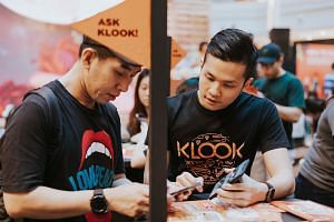 Online travel agency Klook's upcoming travel festival will allow visitors to plan their own itinerary, with staff on hand to provide assistance.