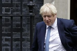 British Prime Minister Boris Johnson has denied any wrongdoing in his relationship with  Jennifer Arcuri.