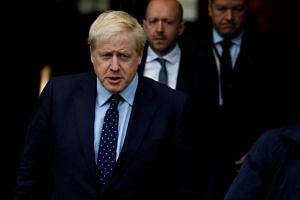"British Prime Minister Boris Johnson said he would rather be ""dead in a ditch"" that request a delay."