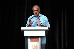 Home Affairs and Law Minister K. Shanmugam stressed that achieving true racial harmony requires more than just government efforts.