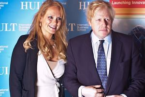 British Prime Minister Boris Johnson denied wrongdoing over his links to tech entrepreneur and model Jennifer Arcuri.